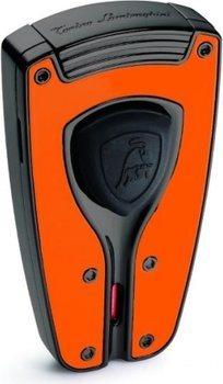 Lamborghini Feuerzeug 'Forza' orange