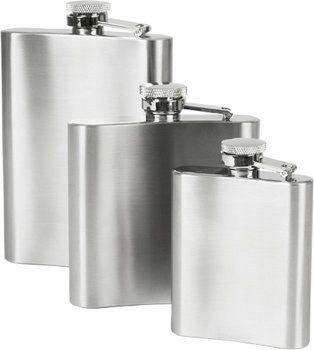 Flacon acier inoxydable 270 ml