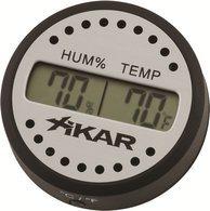 Xikar Digital Hygrometer rund Foto 100