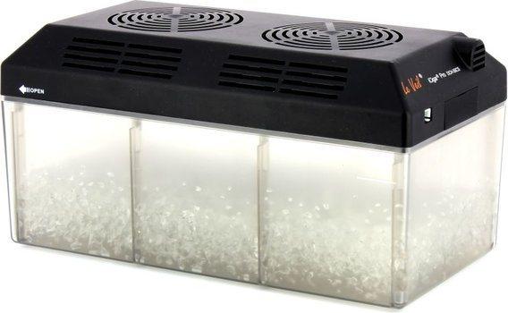 Serbatoio addizionale dell'acqua per armadi umidificatori Xl con sistema di umificazione elettronica Lv