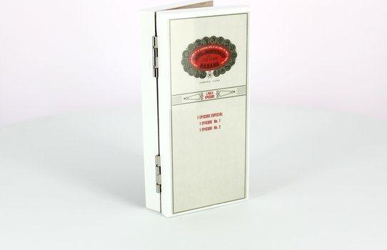 Hoyo de Monterrey Zigarren-Geschenkbox für Epicure Line Zigarren