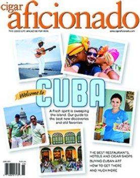 Cigar Aficionado Magazin - Mai / Jun 2015