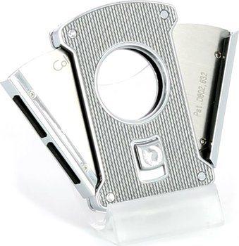 Colibri 'Slice' carbone argent / chromé 24mm