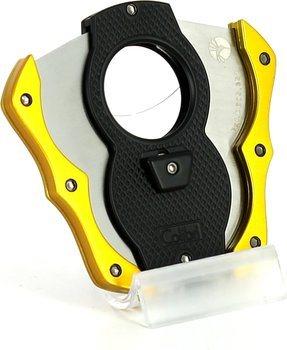 Colibri 'Monza Cut' nero / giallo