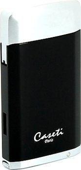Caseti lighter black / chrome