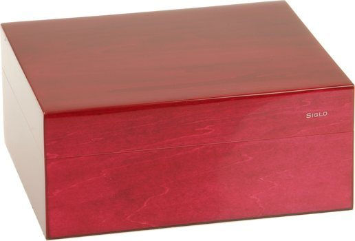 Siglo Humidor dimensione S 50 rosa