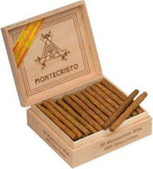 Montecristo Mini - 50er Kiste