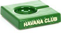 Havana Club Solito Aschenbecher grün