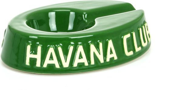 Havana Club Egoista Aschenbecher grün