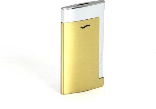 ST Dupont Slim 7 Accendino di Lusso Giallo Oro