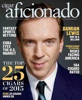Cigar Aficionado Magazin - Jan / Feb 2016