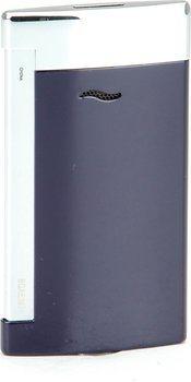ST Dupont Slim 7 27709 - blu e cromo