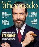 Magazine Cigare Aficionado AUG 16