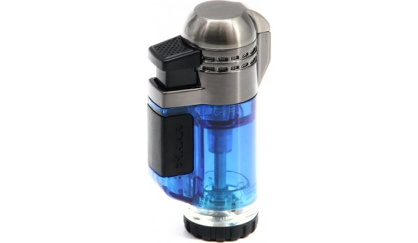 Xikar Tech Zweiflammig Blau