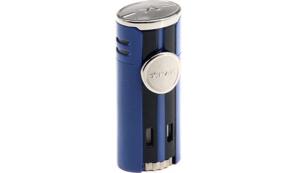 Xikar HP4 Quad Feuerzeug Blau