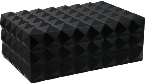 Colibri Quasar XL Humidor limitierte Edition schwarz