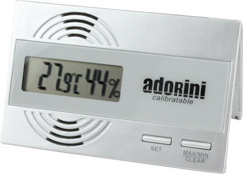 Adorini Hygromètre Thermomètre digital