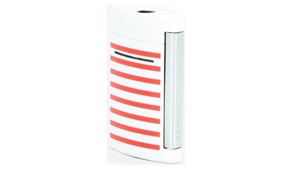 ST Dupont Minijet 10108 - Marino bianco strisce rosse