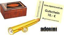 Adorini Premium Zigarren-Humidor-Set von Adorini inkl. 10€ Gutschein