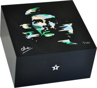 Elie Bleu Humidor 'Che Camouflage' Platane