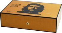 Elie Bleu Humidor 'Che' Platane in orange