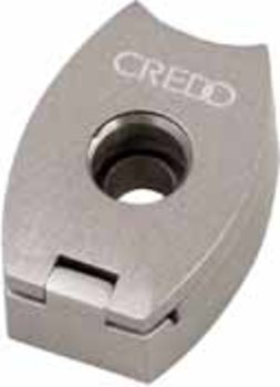 Credo Coupe-cigares avec perforeuse argent