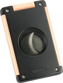 Taglierina Neptun ceramica - nero/ oro rosa