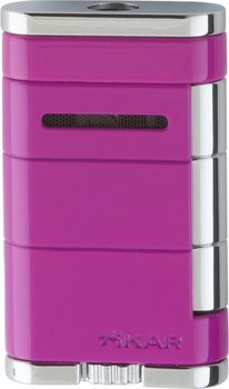 Briquet Xikar single Jet Allume rose