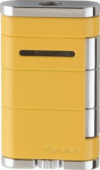 Briquet Xikar single Jet Allume jaune