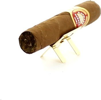 Cigars bank gold
