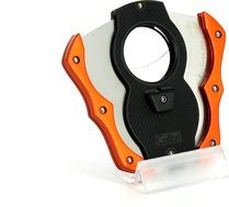 Colibri 'Monza Cut' black / orange