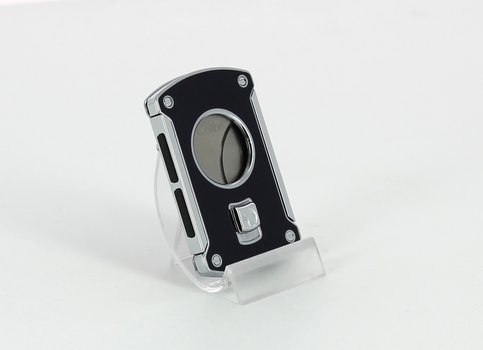 Colibri 'Slice' blue / chrome 24mm
