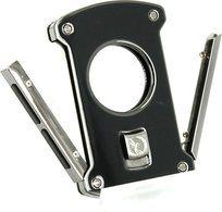 Colibri 'Slice' nero / grigio metallizato 24mm