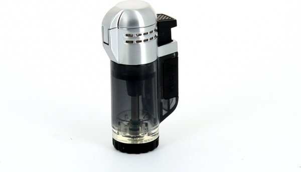 Xikar lighter tech black single jet flame