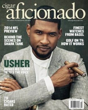 Cigar aficionado magazine - Sep/Oct 2014