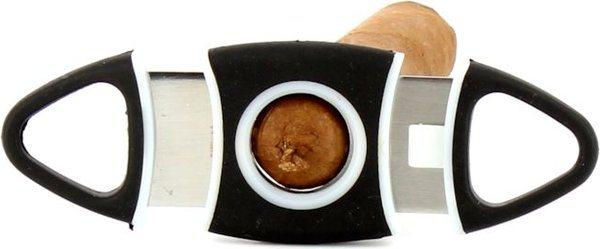 Tagliasigari ovale TRP rivestito in gomma
