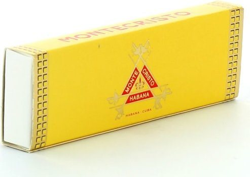 Allumettes à cigares 'Montecristo'