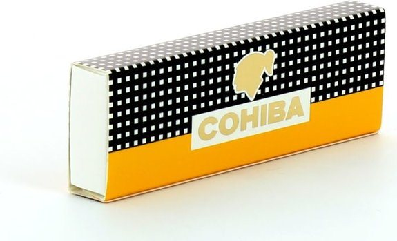 Allumettes à cigares 'Cohiba'