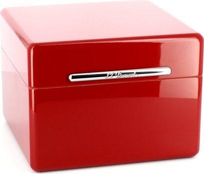 Humidor Maxijet rosso