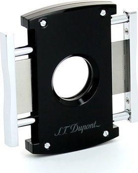 S.T.Dupont X.tend Maxijet Doppelklingencutter schwarz