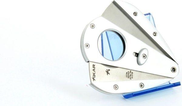 Xikar 1 Doppelklingencutter - Xi1 silber