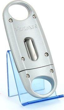 Xikar Zigarrencutter VX V-Schnitt, silber