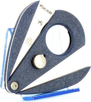 Xikar 2 Doppelklingencutter - Xi2 blau