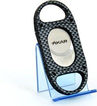 Xikar X8 doppio taglio aspetto in Fibra di carbonio