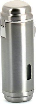 WinJet Titanium a fiamma quadrupla con incluso punzone per sigaro