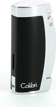 Colibri Jet 3-fach schwarz/chrom Rundcutter 7mm