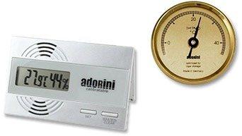 Hygromètres Et Thermomètres